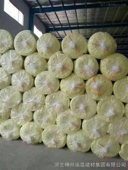河北12KG-5厘米厚玻璃棉卷氈生產廠家銷量