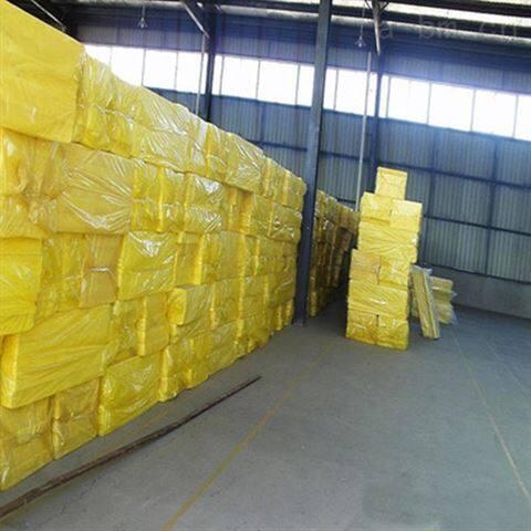 高质量半硬质玻璃棉板批发厂家