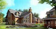 河北木屋别墅建造设计施工厂家