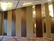 广州餐厅移动隔断,折叠门,玻璃隔断